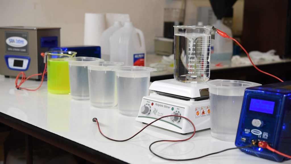 Electroplating 101 - How to Set Up For Plating   SRA